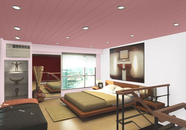 Bedroom Light Color Scheme